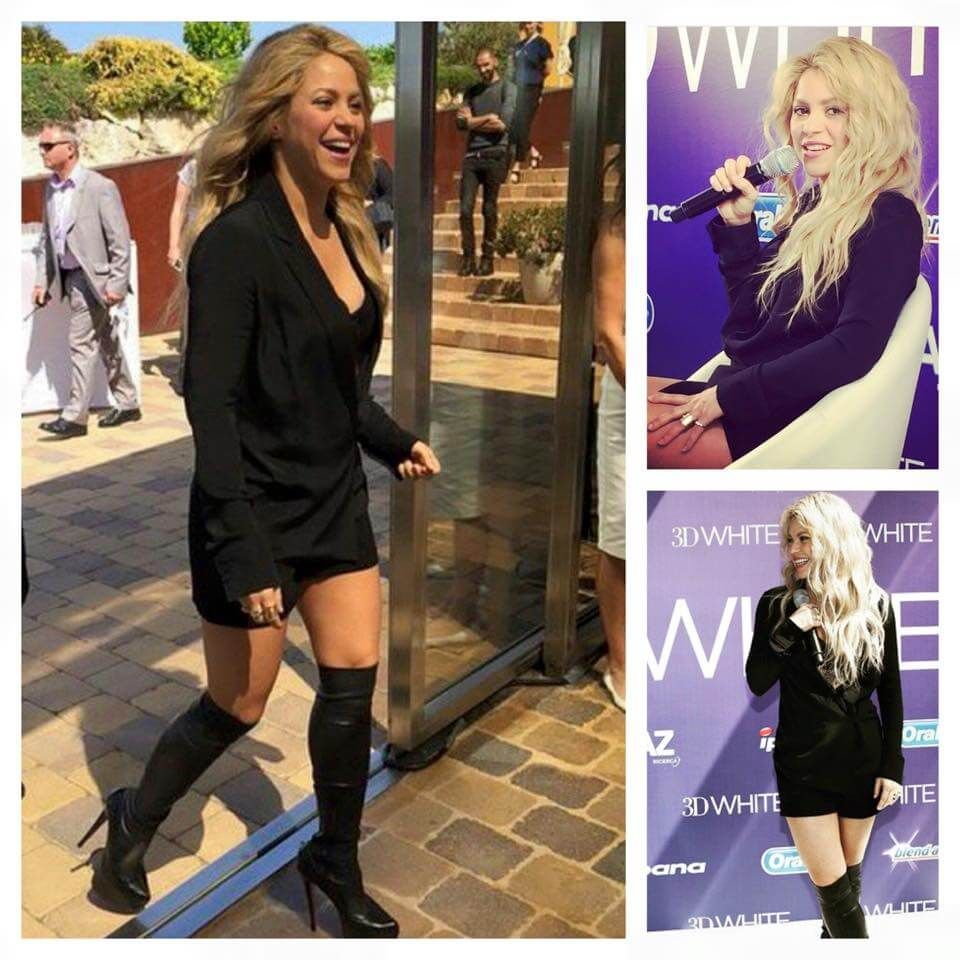 shakira en Can Bonastre Wine Resort
