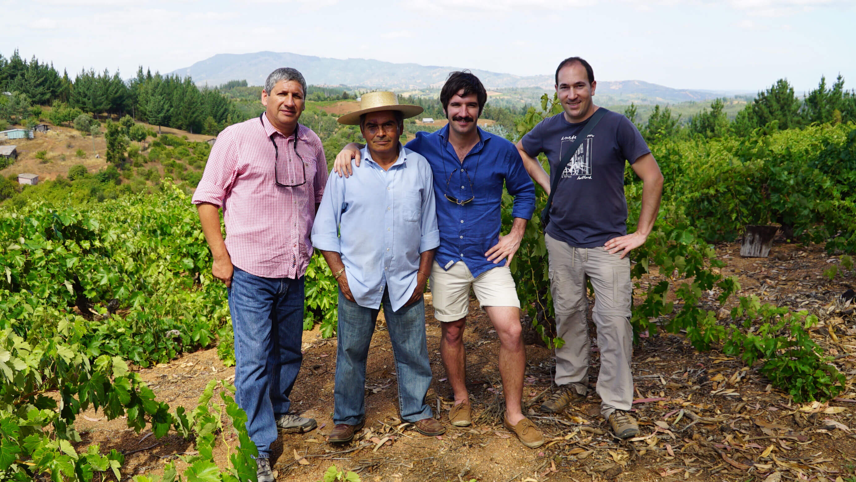 equipo agricultores vintae
