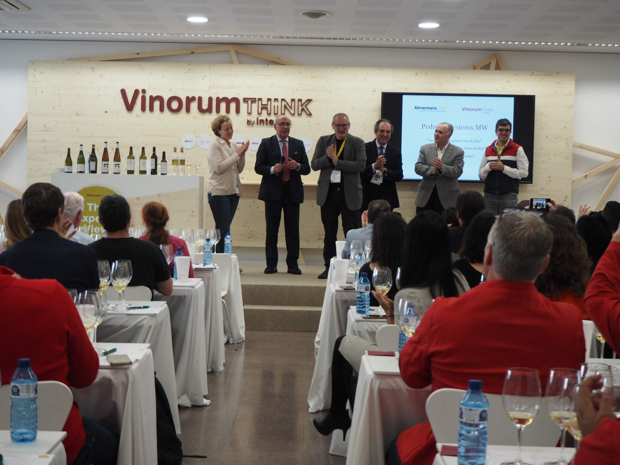 Pedro Ballesteros en Vinorum Think