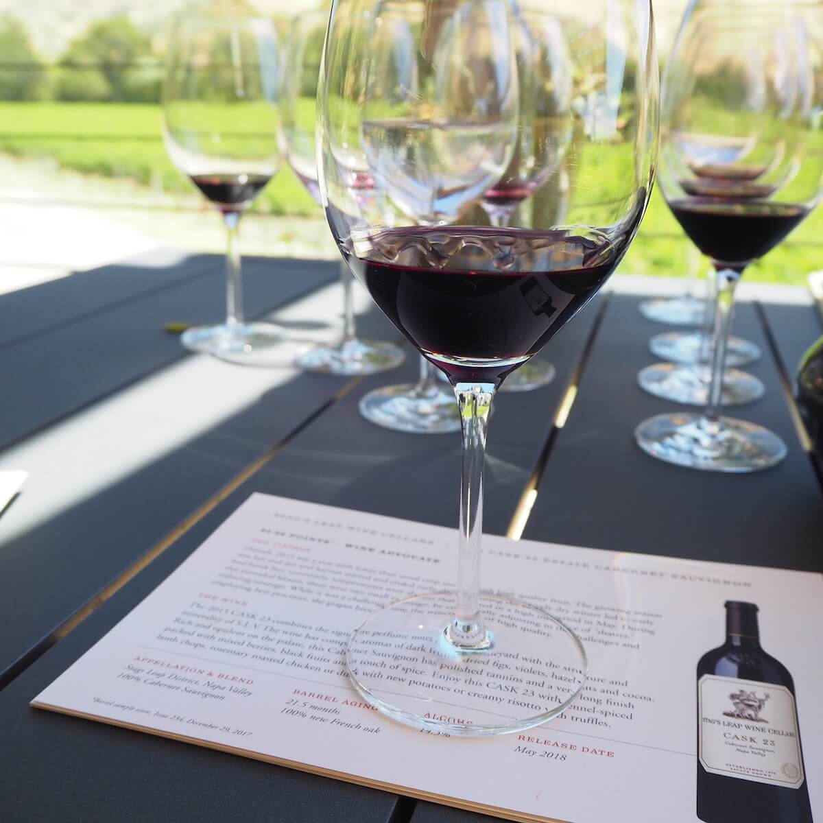 stags leap vino