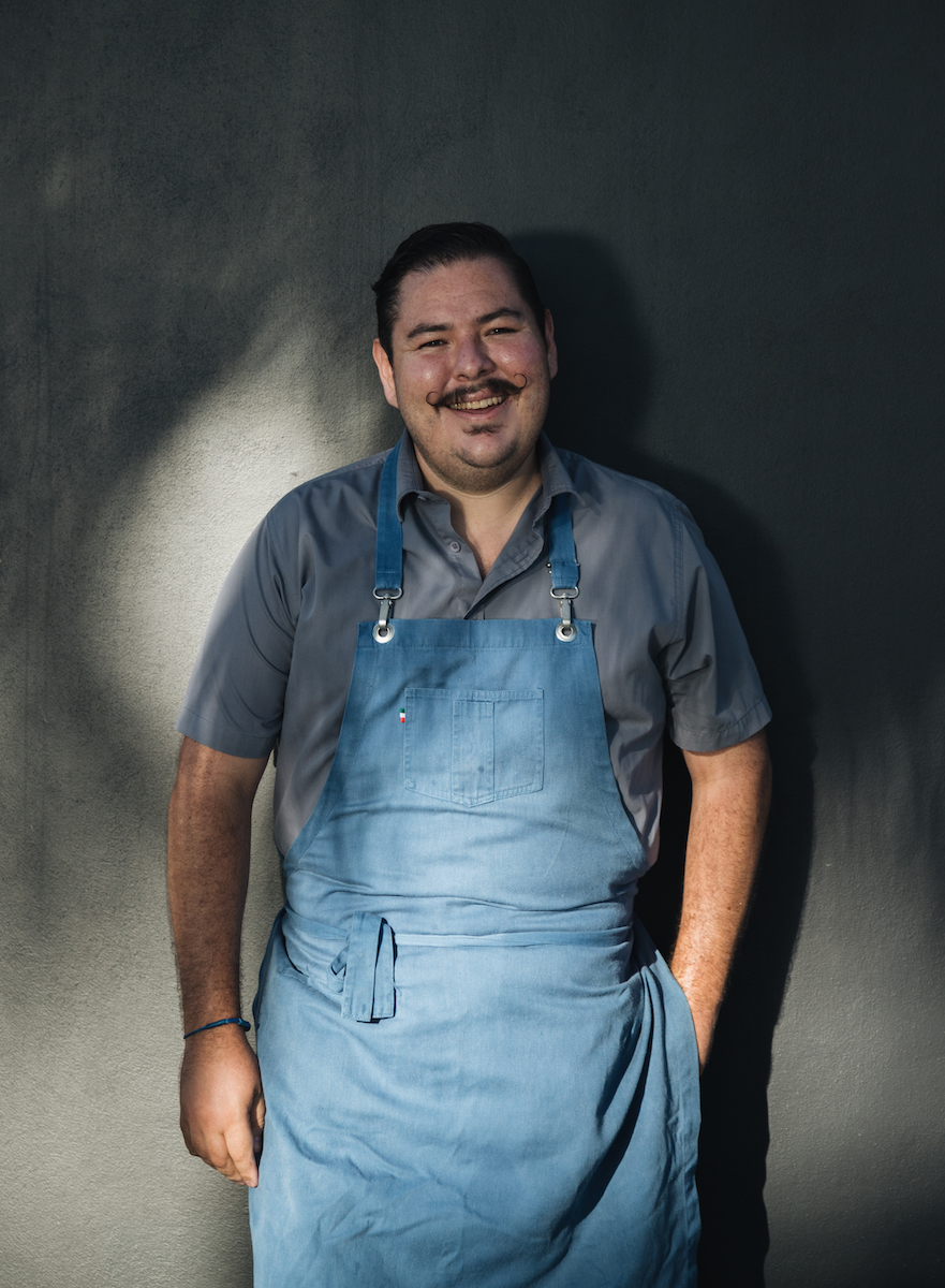 chef de Thompson Zihuatanejo