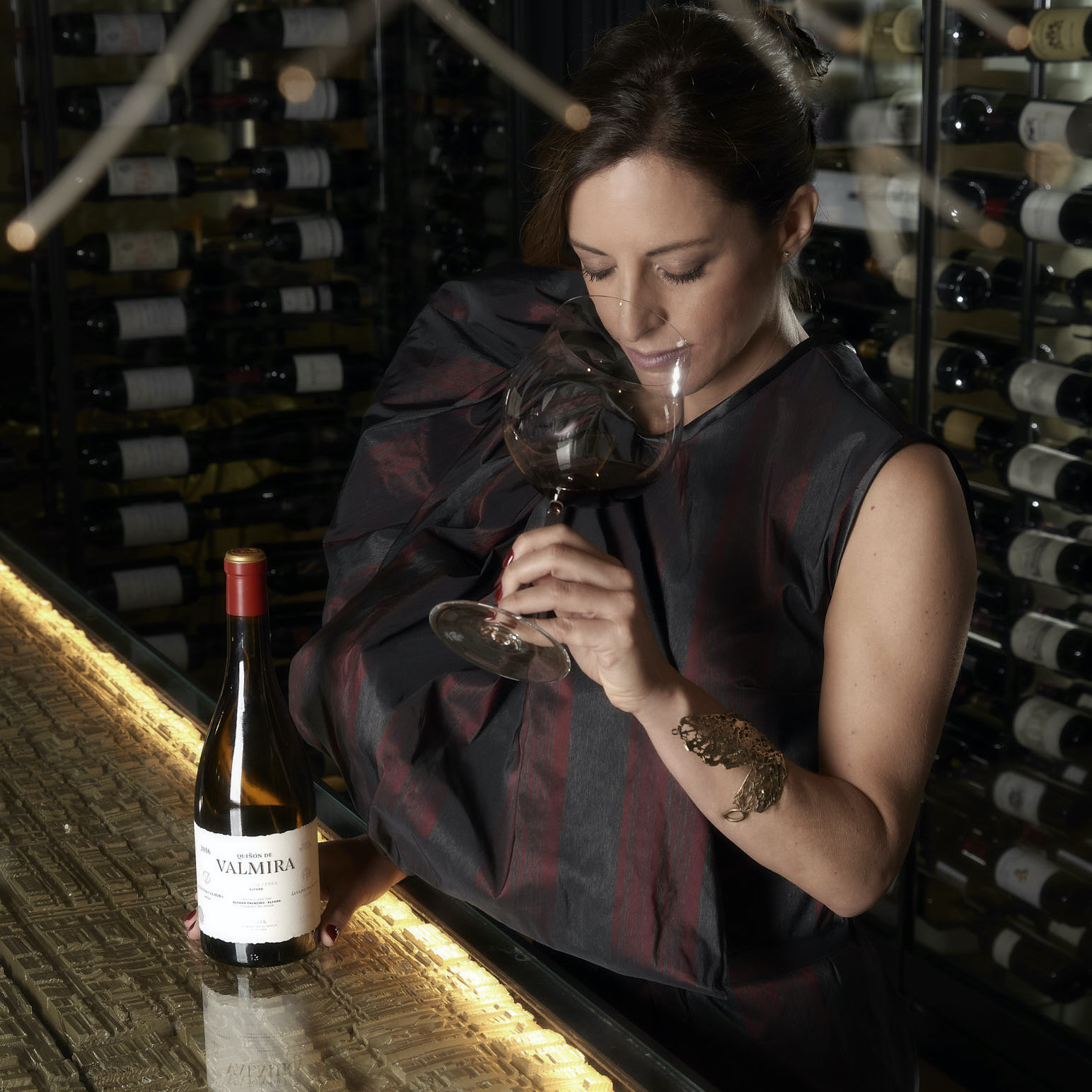 Anthony Sanchez Wine and Silk Collection